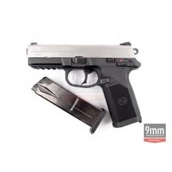 "Пистолет спортивный FN America, FNX-45, Full Size, калибр: .45ACP, ствол: 4.5"""