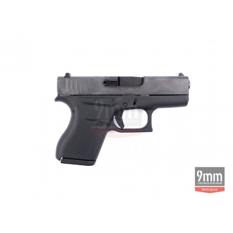 Спортивный пистолет Glock 43, 9x19 (Luger)