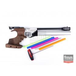 Пистолет пневматический HAMMERLI AP20 PRO 4.5мм, размер рукоятки М