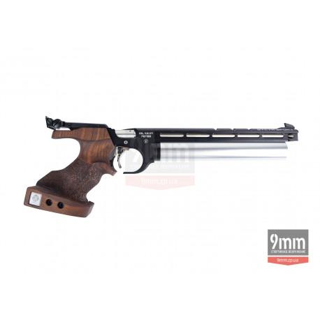 Пистолет пневматический STEYR LP EVO 10, размер ручки М, Цвет черный, калибр 4,5мм, для правши