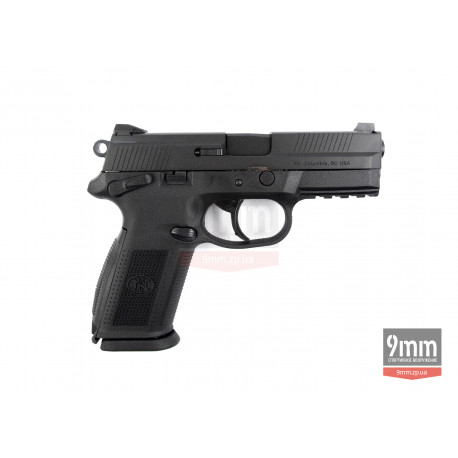 Спортивный пистолет FN America, FNX-9, DA/SA, Semi-Automatic Pistol, Full Size, калибр: 9MM
