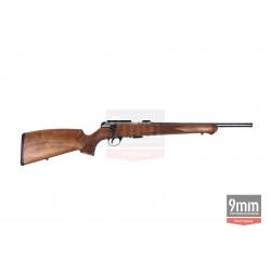 Винтовка охотничья Anschutz 1727 F Walnut German Stock,  1/2 inch - 28 UNEF, 457мм