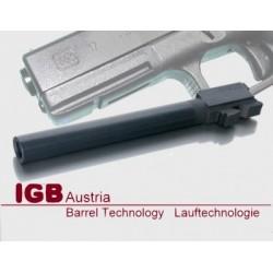 Сменный ствол 9х21  для спортивного пистолета Glock 17