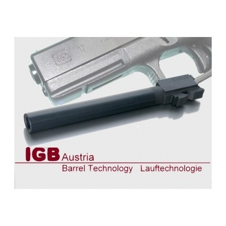 Сменный ствол 9х18 для Glock 17