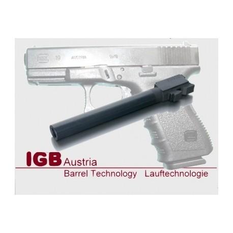 Сменный ствол 9х18  для Glock 19