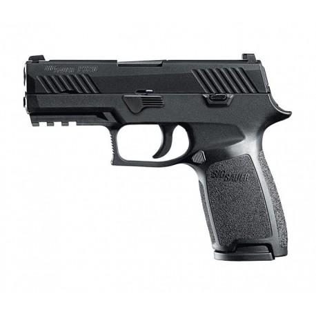 Спортивный пистолет SIG SAUER P320 CARRY, 9x19 (Luger)