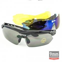 Тактические очки DAA, модель: Альфа