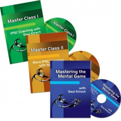 DVD Mastering the mental game