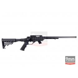 Винтовка охотничья  Anschutz 1710 D HB G-28 TAC калибра .22lr, ствол: 455мм